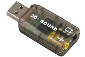 USB to Sound