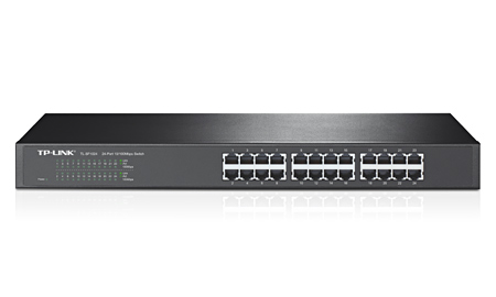 Switch TP-Link 24 Port SF1024