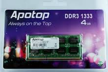 Ram Laptop Apotop 4GB DDR3 Bus 1600