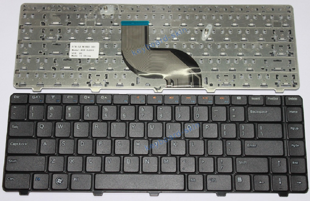 Keyboard Dell Inspiron 14R 14V N4010 N4020 N4030