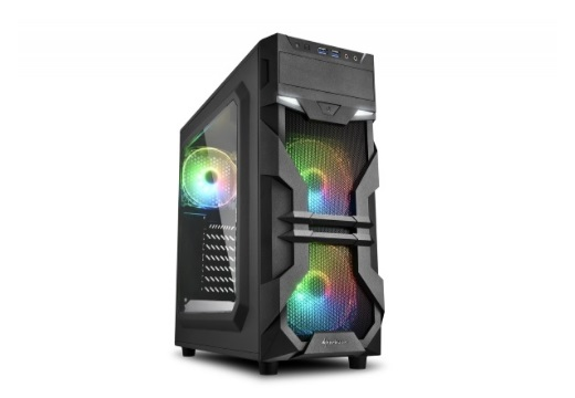 Vỏ Case Sharkoon VG7-W RGB
